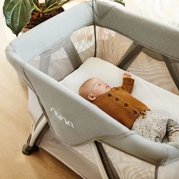 Nuna SENA Mini Aire Portable Crib