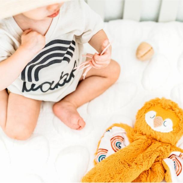 Nook Sleep Nook Sleep - Pebble Air Crib Mattress