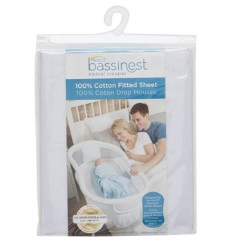 Halo Innovations HALO Bassinest Fitted Sheet
