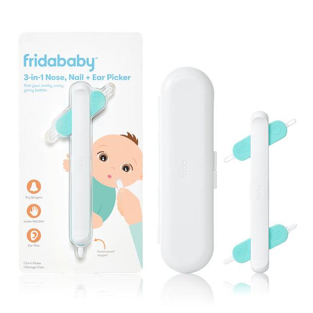 FridaBaby 3-1 Nose/Nail/Ear Picker