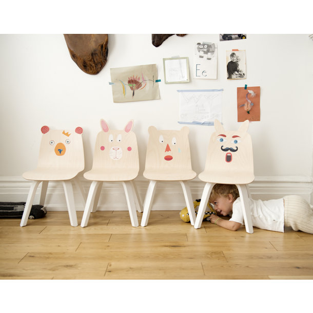 Oeuf Oeuf Play Chair set of 2