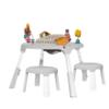 Oribel PortaPlay Convertible Activity Center w/stools