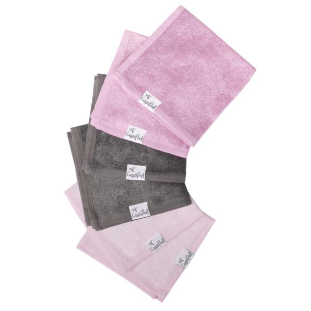 Copper Pearl CP Washcloths - 6pk
