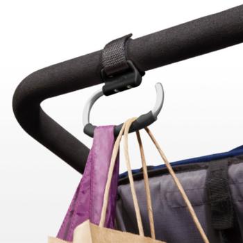 OXO Tot Velcro Stroller Hook - 2pk