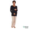 Magnificent Baby Women's Magnetic Nursing PJ set - Modal