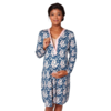 Magnificent Baby Women's Magnetic Closure Nursing Gown - Modal