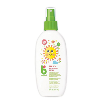 BabyGanics Sunscreen Spray - SPF50 6oz