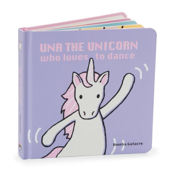 Jellycat Una The Unicorn Who Loves To Dance