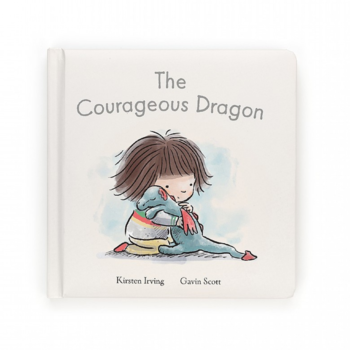 Jellycat Jellycat Book: The Courageous Dragon
