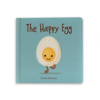 Jellycat Jellycat Book: The Happy Egg