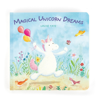 Jellycat Jellycat Book: Magical Unicorn Dreams