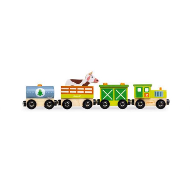 Juratoys Story Farm Train