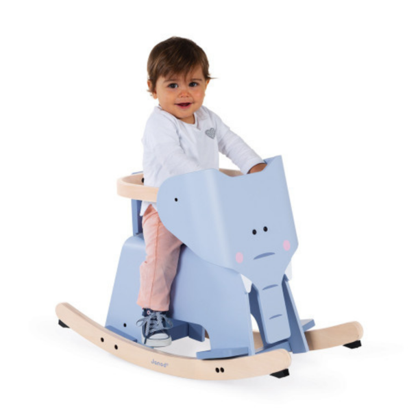 Juratoys Rocking Elephant Ride On