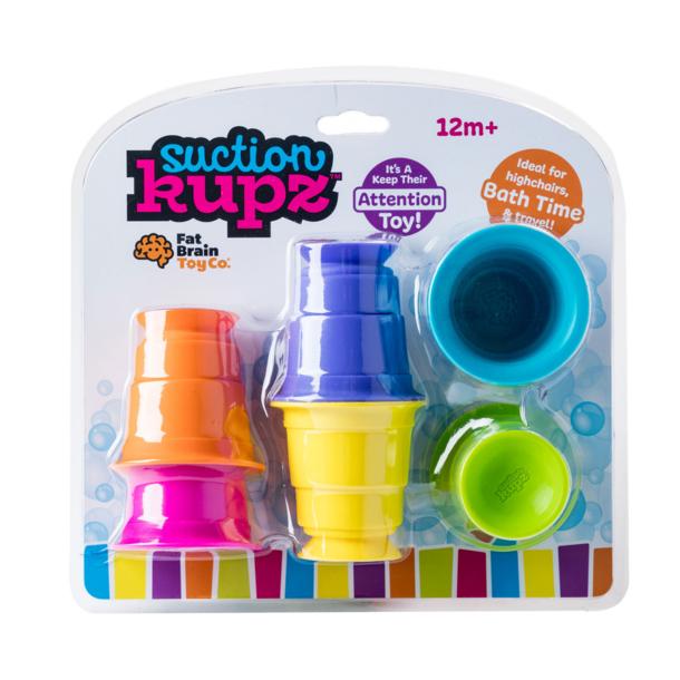 Fat Brain Toys Suction Kupz
