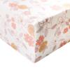 "Copper Pearl CP Crib Sheet - ""GIRL"""