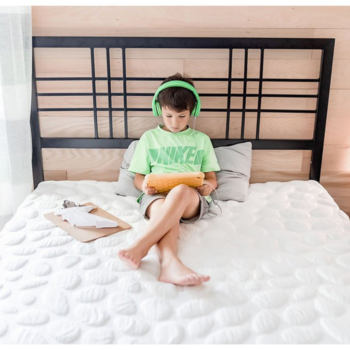 Nook Sleep Nook Mattress: Pebble Full/Double