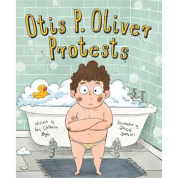 Cherry Lake Publishing Book: Otis P Oliver Protests