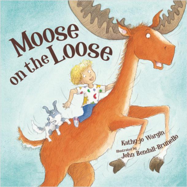 Cherry Lake Publishing Book: Moose on the Loose