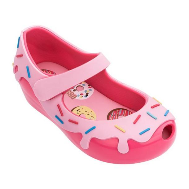 Melissa Shoes Mini Melissa Ultragirl - Donut