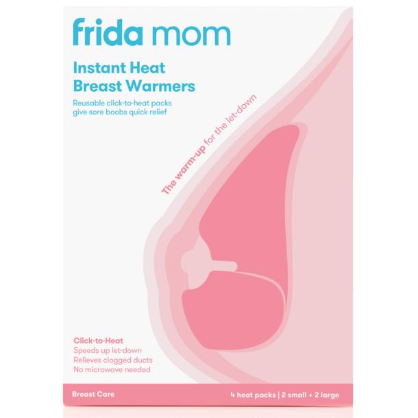 FridaBaby FridaMom: Instant Heat Packs/Warmers