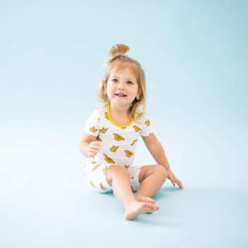 Kyte Clothing Kyte Toddler PJ - Short Sleeve
