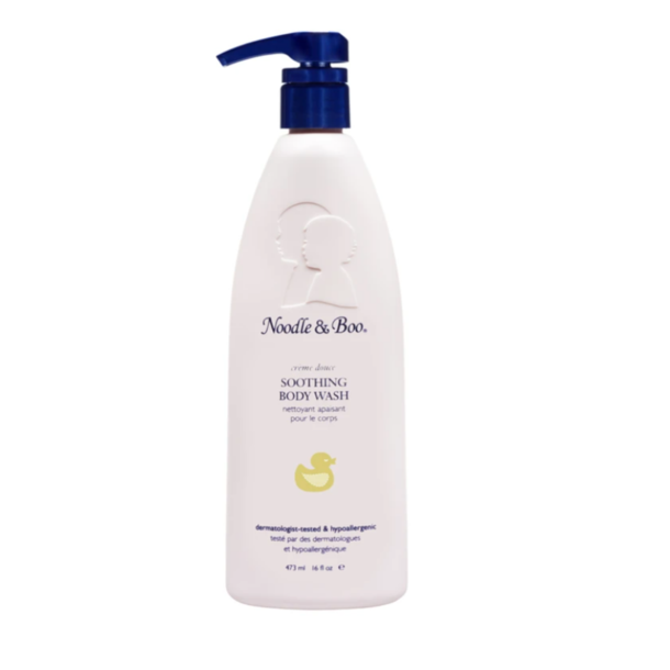 Noodle & Boo Soothing Body Wash (16oz)