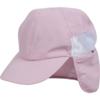 SwimZip UPF Cap with Flap