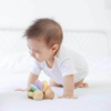 Plan Toys Wooden Sensory Baby Car Toy