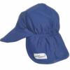 Flap Happy Swim Fabric Flap Hat