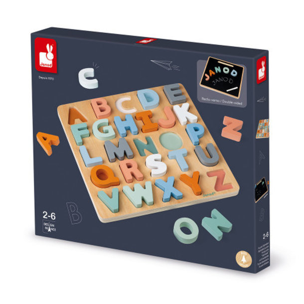 Juratoys Sweet Cocoon - Alphabet Puzzle