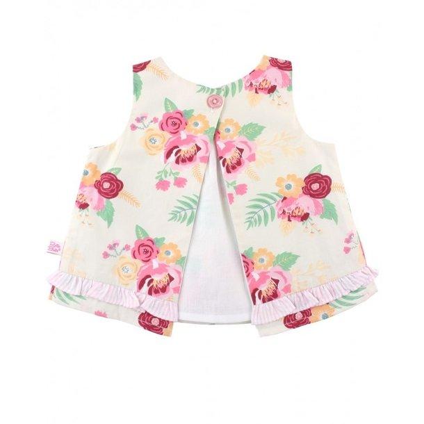 Rufflebutts Darling Bouquets Swing Top