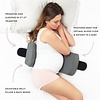 """Belly Bandit SOS """"Sleep On Side"""" Maternity Pillow"""