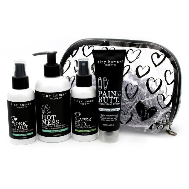 Tiny Human Supply Co Baby Essentials Gift Set