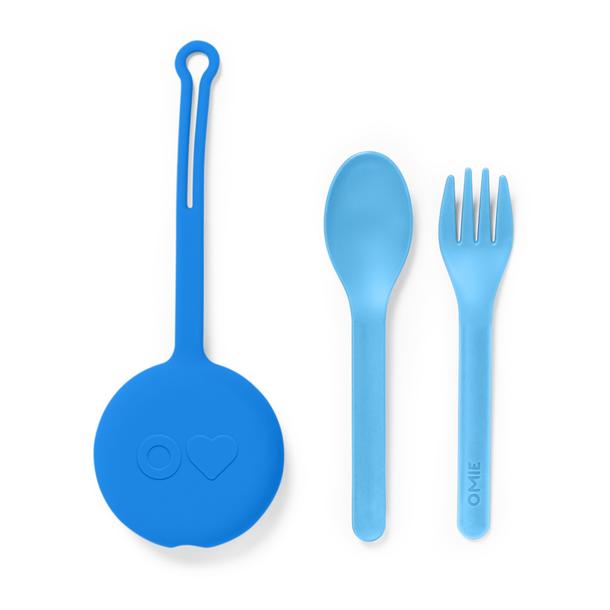Omie Life OmieLife Fork Spoon & Pod Set