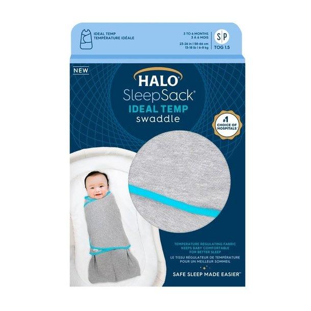 Halo Innovations HALO Ideal Temp Velcro Swaddle