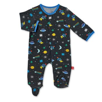 Magnificent Baby Magnetic Me: Magnetic Footie - Space Chase (Modal)
