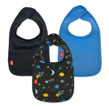 Magnificent Baby Magnetic Me: Bibs 3pk - Space Chase