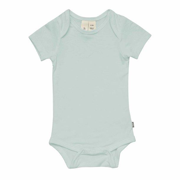 Kyte Clothing Kyte: Short Sleeve Onesie - Sage