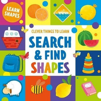 Hachette Publishing Search and Find Shapes: Learn Shapes