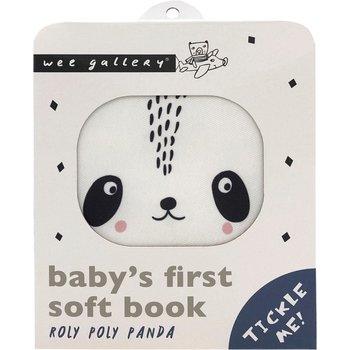 Hachette Publishing Soft Book: Roly Poly Panda