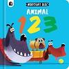 Hachette Publishing Animal 123