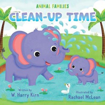 Hachette Publishing Clean Up Time