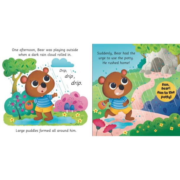 Hachette Publishing Bear's Potty Time