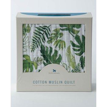 Little Unicorn LU - Cotton Muslin Quilt