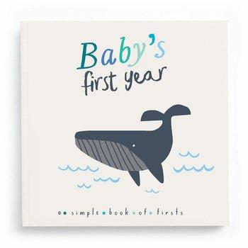 Tundra Baby Memory Book