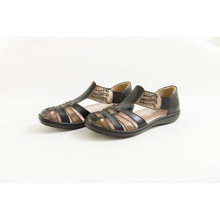 Open Weave Walking Sandal