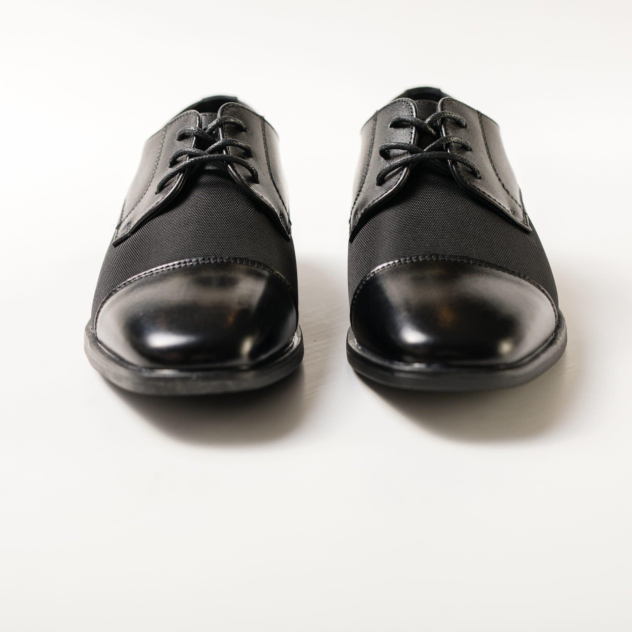 Black Lace Up Dress Shoe
