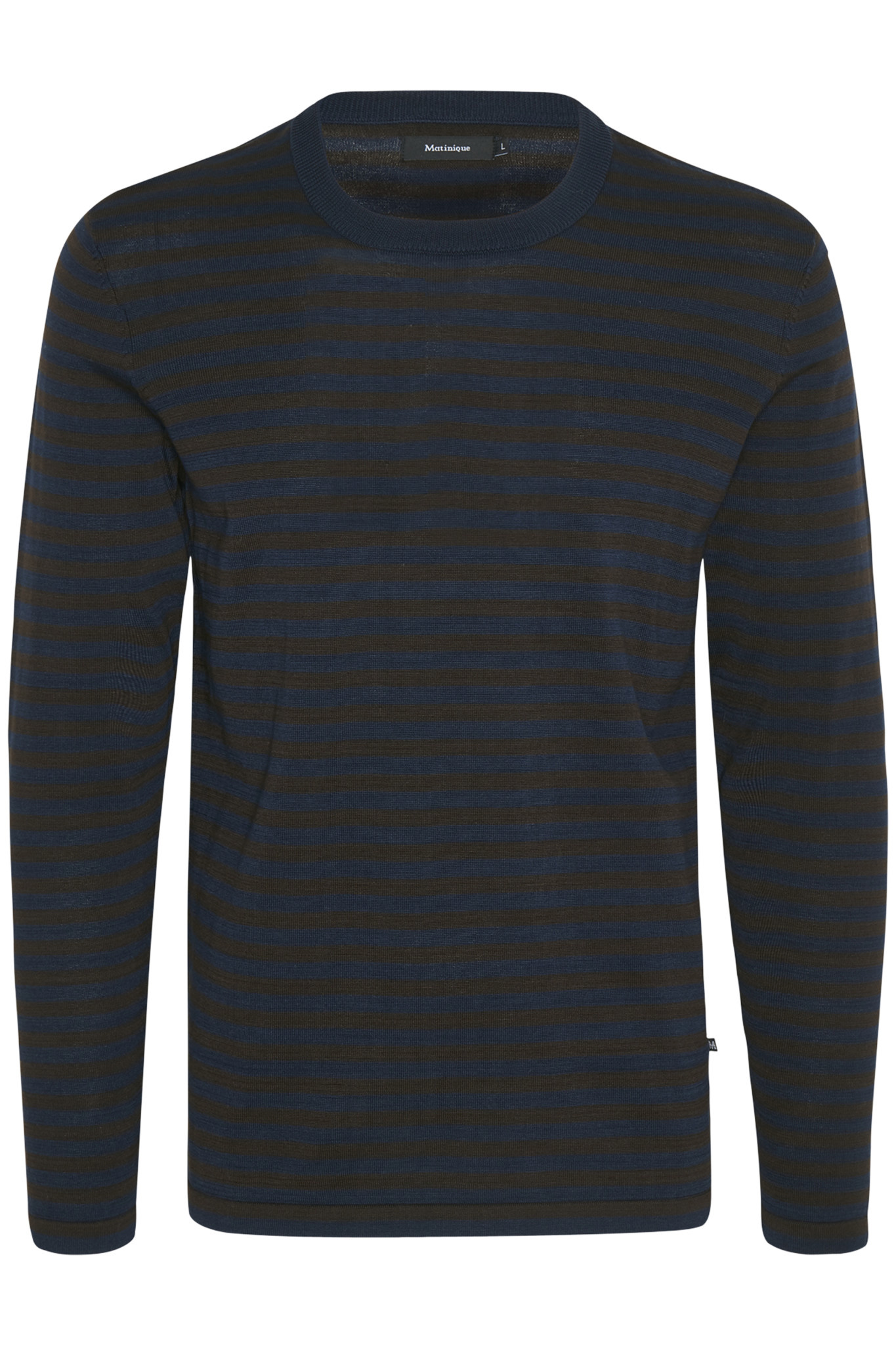 Cotton Pullover Sweater