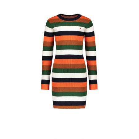 Maury Multi Stripe Dress
