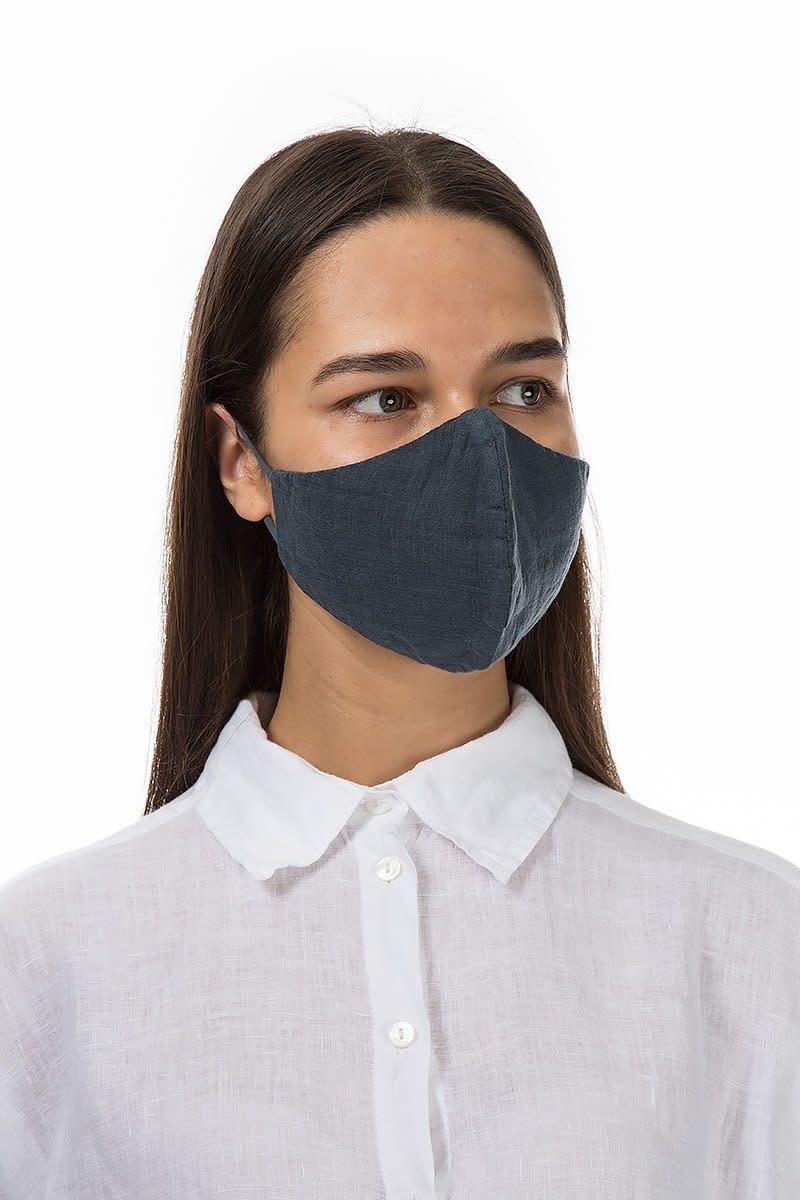 100% Linen Masks